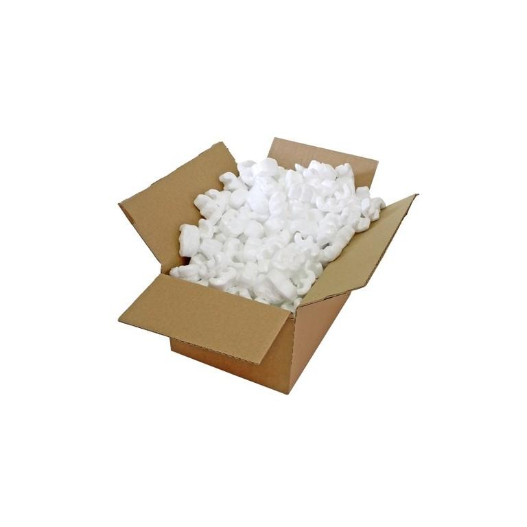 chips de calage polstyr ne en sac de 500 litres. Black Bedroom Furniture Sets. Home Design Ideas