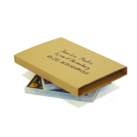 Etui carton Distribook