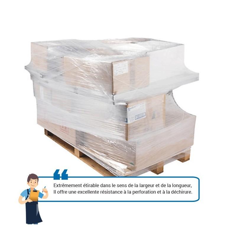 Film étirable manuel soufflé - Distripackaging