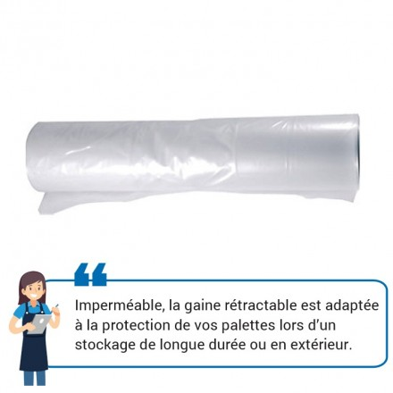 Gaine rétractable