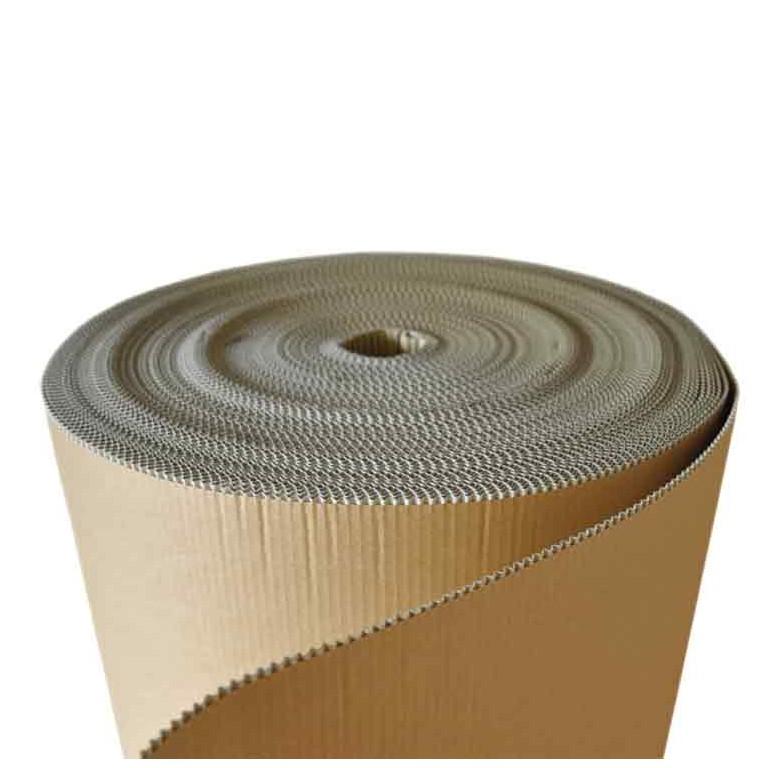 Rouleau carton ondulé