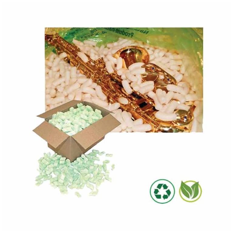 Chips de calage biodégradable - Distripackaging