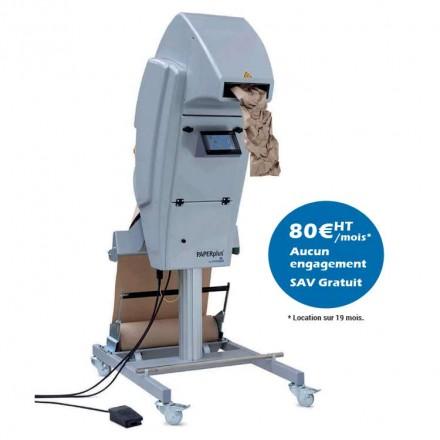 Machine de calage Paper plus classic - Distripackaging