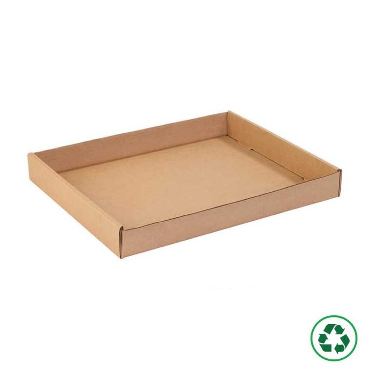 Coiffe palette en carton - Distripackaging
