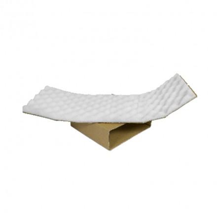 Etui fourreau carton et mousse de protection - Distripackaging