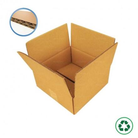 Caisse carton double cannelure - Distripackaging