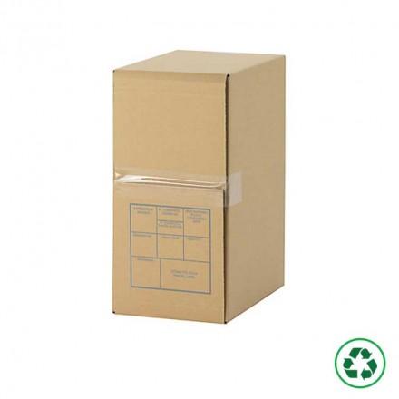 Caisse carton Décathlon - Distripackaging
