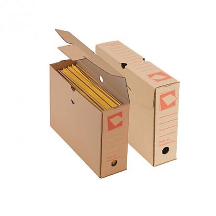 Boite à archives en carton