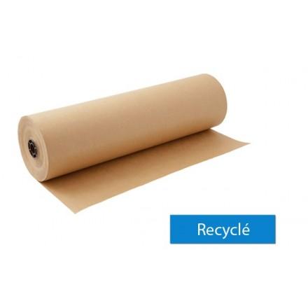 Rouleau papier kraft recyclé