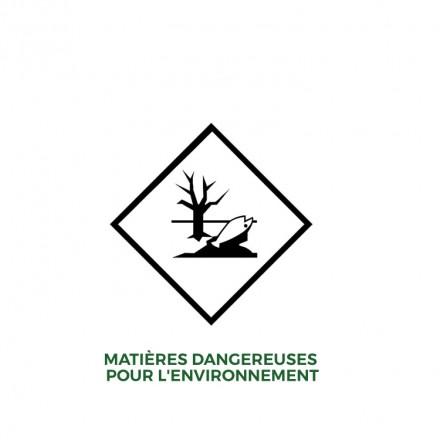 Étiquettes matières dangereuse pour l'environnement - Distripackaging