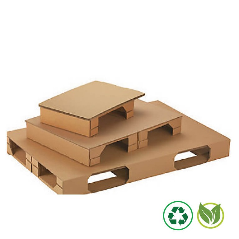Distripackaging - Palette en carton