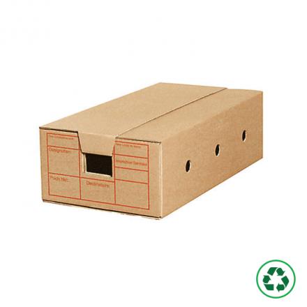 Distripackaging - Caisse à viande de boucherie en carton