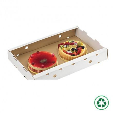 caisse carton pour transport alimentaire