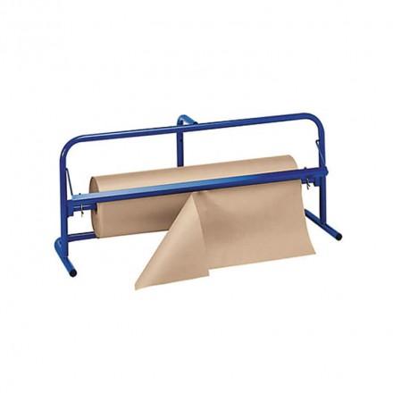 Dérouleur acier pour papier kraft.