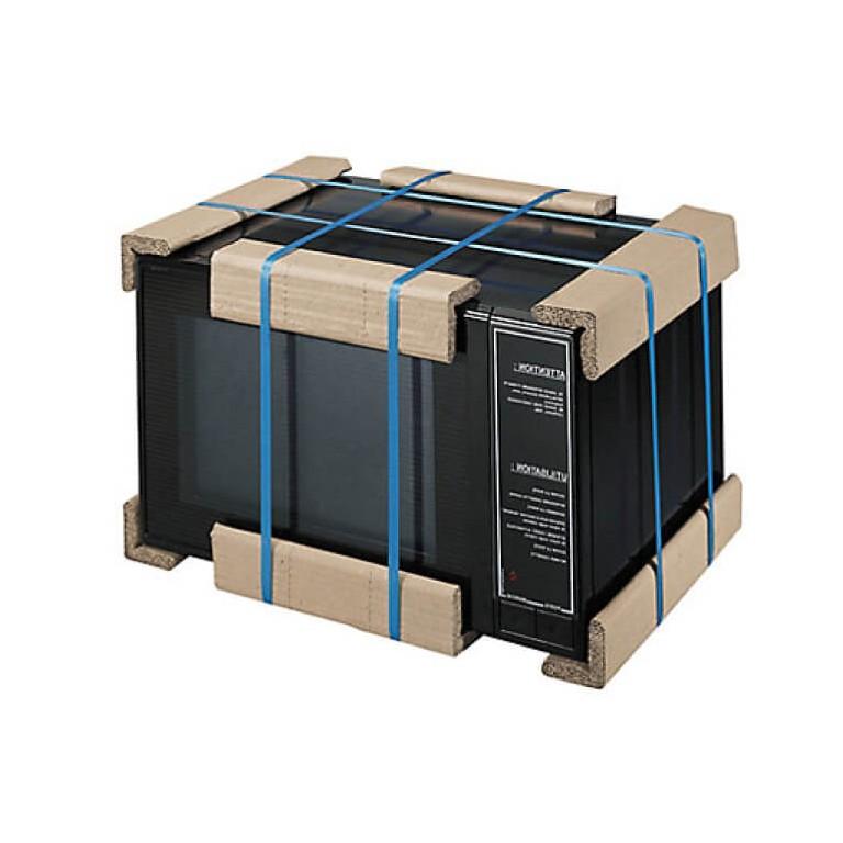 Cornière en carton ondulé - Distripackaging