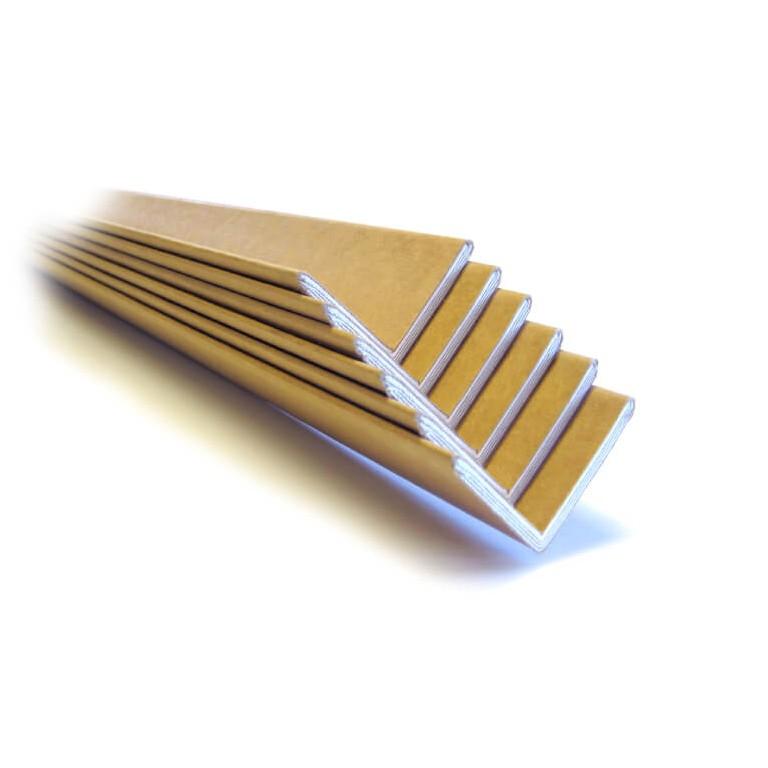 Cornière standard en carton compact - Distripackaging
