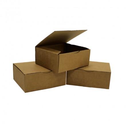Boite postale en carton brun - Distripackaging