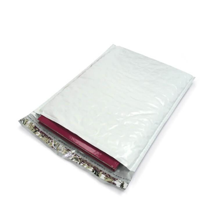 Enveloppe à bulles couverture PEHD - Distripackaging
