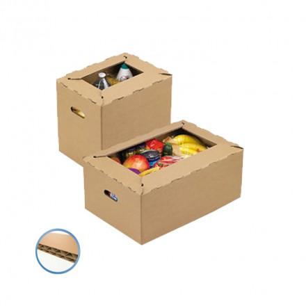 Caisse livraison - Idéale pour livrer vos commandes chez vos clients
